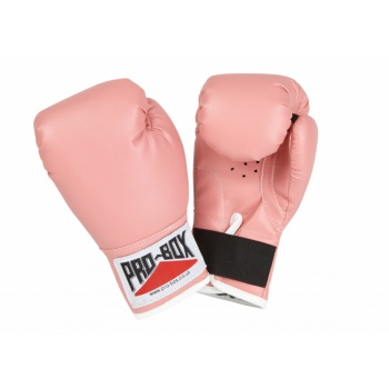KIDZ PINK PU PLAY GLOVES