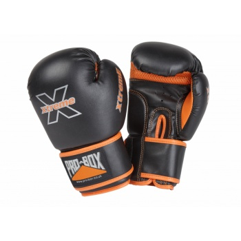\'XTREME COLLECTION\' PU JUNIOR GLOVES