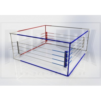 Club Quick Assembly Free Standing Ring - No mats