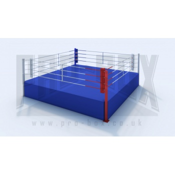 \'High Platform\' Club Contest Boxing Rings