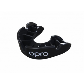 \'OPRO\' BRONZE MOUTH GUARD (BLACK)