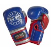NEW \'CHAMP SPAR\' GLOVES BLUE/RED/SILVER