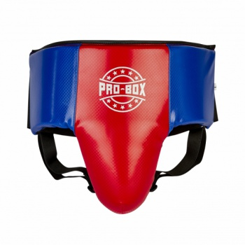 \'CHAMP SPAR\' ABDO GUARD RED-BLUE.