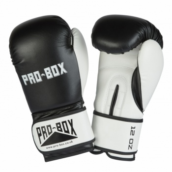 *NEW* CLUB SPAR GLOVES BLACK-WHITE