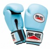 \'BABY BLUE COLLECTION\' PU GLOVES 10OZ