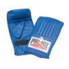 \'BLUE COLLECTION\' PU BAG MITTS.