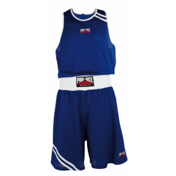 \'CLUB ESSENTIALS\' BLUE BOXING VEST