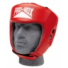LEATHER CLUB ESSENTIALS RED HEADGUARD