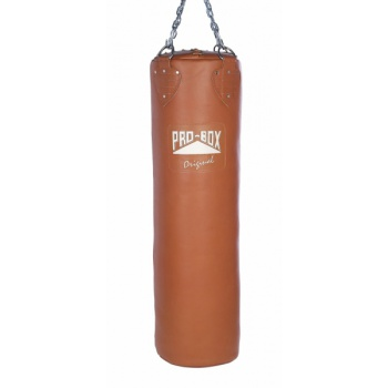 \'ORIGINAL COLLECTION\' LEATHER SUPER HEAVY PUNCH BAG 4 FT.