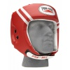 PU CLUB ESSENTIALS RED HEADGUARD