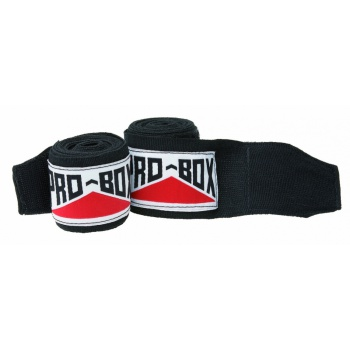 JUNIOR AIBA SPEC STRETCH HAND WRAPS BLK