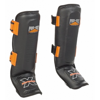 \'XTREME COLLECTION\' SHIN-n-STEP LEG GUARDS