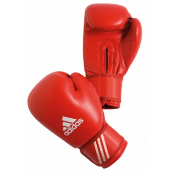 adidas AIBA AMATEUR CONTEST GLOVE - RED