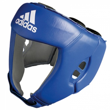 adidas AIBA AMATEUR CONTEST HEADGUARD BLUE