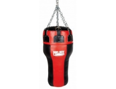 'Red Collection' Leather UPPERCUT PUNCH Bag