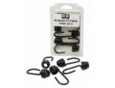 Bungee Hook Fittings (Pack of 5)