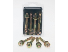 Through Bolts. M10 x 90 (Pack of 4)