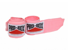 JUNIOR AIBA SPEC STRETCH HAND WRAPS PINK
