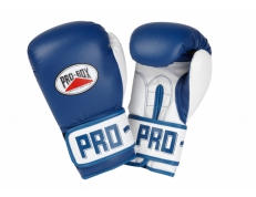 PU CLUB ESSENTIALS BLUE JUNIOR GLOVES