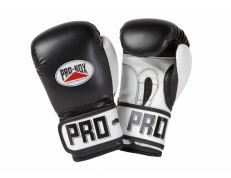 PU CLUB ESSENTIALS BLACK JUNIOR GLOVES
