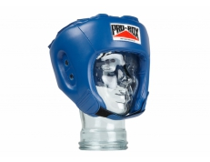 'BASE-SPAR' JUNIOR PU HEADGUARD - BLUE