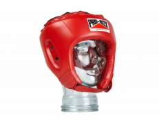 'BASE-SPAR' JUNIOR PU HEADGUARD - RED