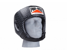 'BASE-SPAR' SENIOR PU HEADGUARD - BLACK
