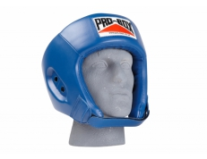 'BASE-SPAR' SENIOR PU HEADGUARD - BLUE