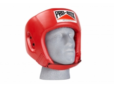 'BASE-SPAR' SENIOR PU HEADGUARD - RED