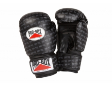 'BASE-SPAR' BLACK JUNIOR PU GLOVES