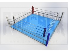 *NEW* PRO Free Standing Boxing Ring - with mats