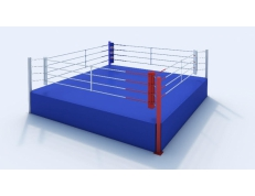 High Platform AIBA Tournament Ring