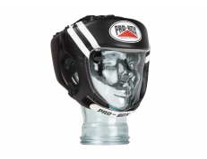 PU CLUB ESSENTIALS JUNIOR HEADGUARD BLACK