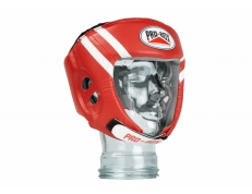 PU CLUB ESSENTIALS JUNIOR HEADGUARD RED
