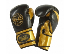 NEW 'CHAMP SPAR' GLOVES BLACK/GOLD