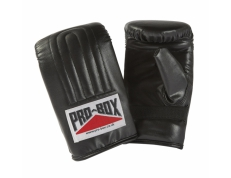NEW PU BAG MITTS - BLACK