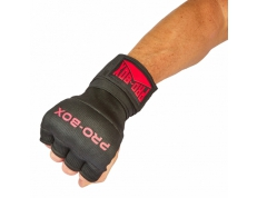 **NEW** SUPER INNER GLOVES BLACK-FUCHSIA