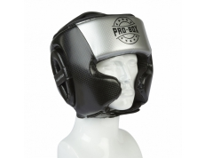 CHAMP SPAR HEAD GUARD BLACK-SILVER