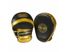 CHAMP FOCUS PADS BLACK-GOLD