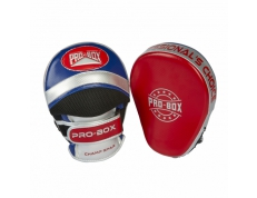 CHAMP FOCUS PADS RED-BLUE-SILVER