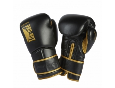SPEED-LITE SPARRING GLOVES BLACK-GOLD