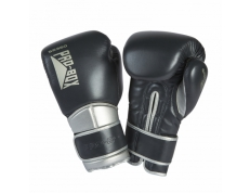 SPEED-LITE SPARRING GLOVES GUNMETAL-SILVER