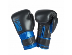 *NEW* SPEED-LITE SPARRING GLOVES GUNMETAL-BLUE