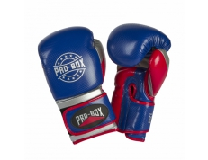 'CHAMP SPAR' GLOVES BLUE/RED/SILVER
