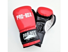 *NEW* CLUB SPAR GLOVES RED