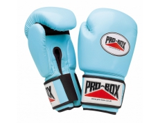 'BABY BLUE COLLECTION' PU GLOVES 10OZ