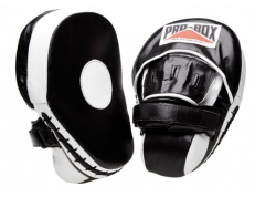 'HI-IMPACT' LEATHER COACHES FOCUS MITTS