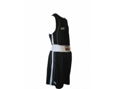 BODY TEC BLACK BOXING VEST