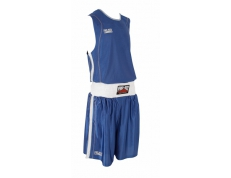 BODY TEC BLUE BOXING VEST