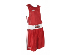 BODY TEC RED BOXING VEST